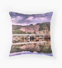 Mapleton Bridge Throw Pillow