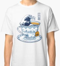 The Great Kanagawa Tea Classic T-Shirt