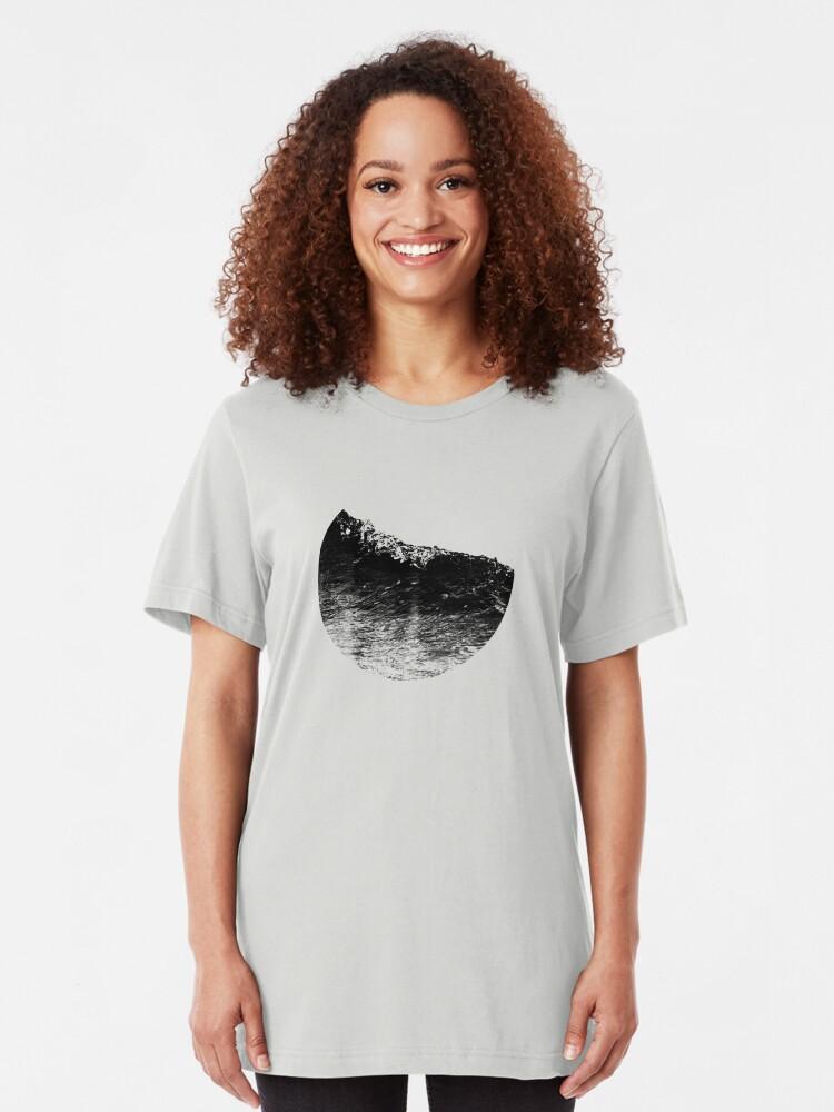 Alternative Ansicht von AQUA / 2 Slim Fit T-Shirt