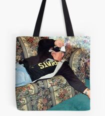 My Husband After The Super Bowl Party Tote Bag