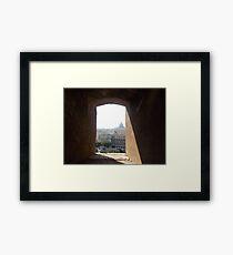 Framing Rome Framed Print