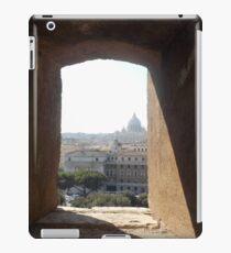 Framing Rome iPad Case/Skin