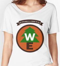Wilderness Explorer Women's Relaxed Fit T-Shirt