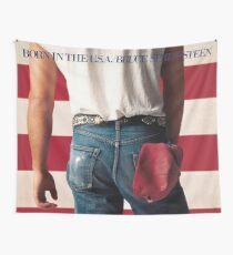 In den USA geboren Wandbehang