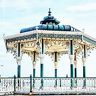 The Bandstand on Brighton Seafront by Dorothy Berry-Lound