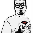 cool asian guy by thatssoron