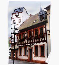 Old Kaiserslautern Poster