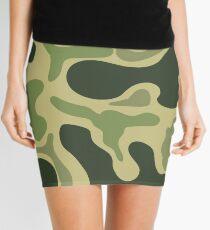 Minifalda Camuflaje militar