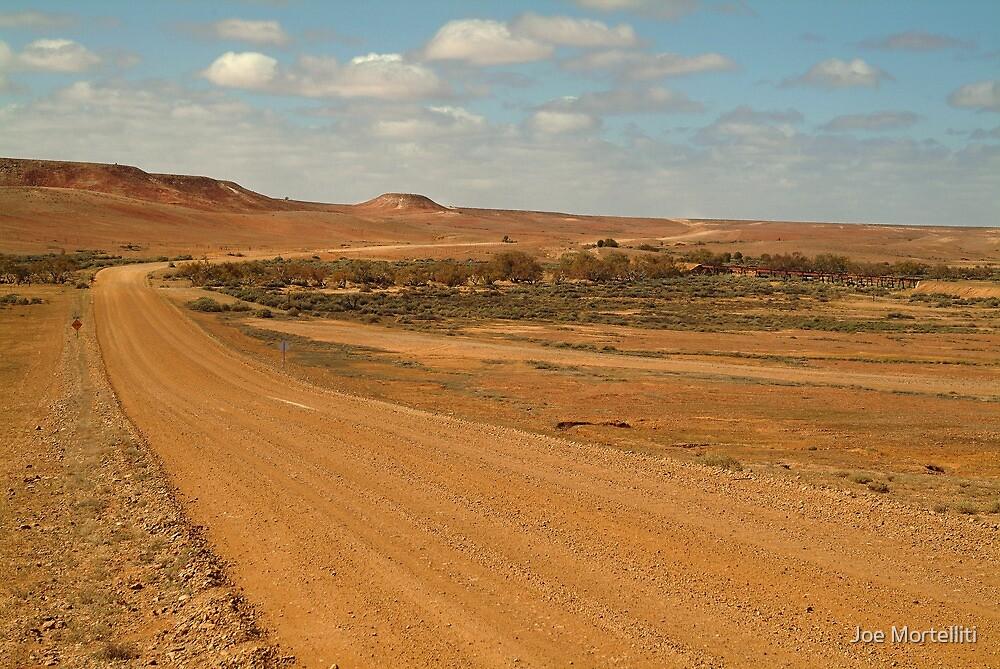 Oodnadatta Track,Outback South Australia by Joe Mortelliti