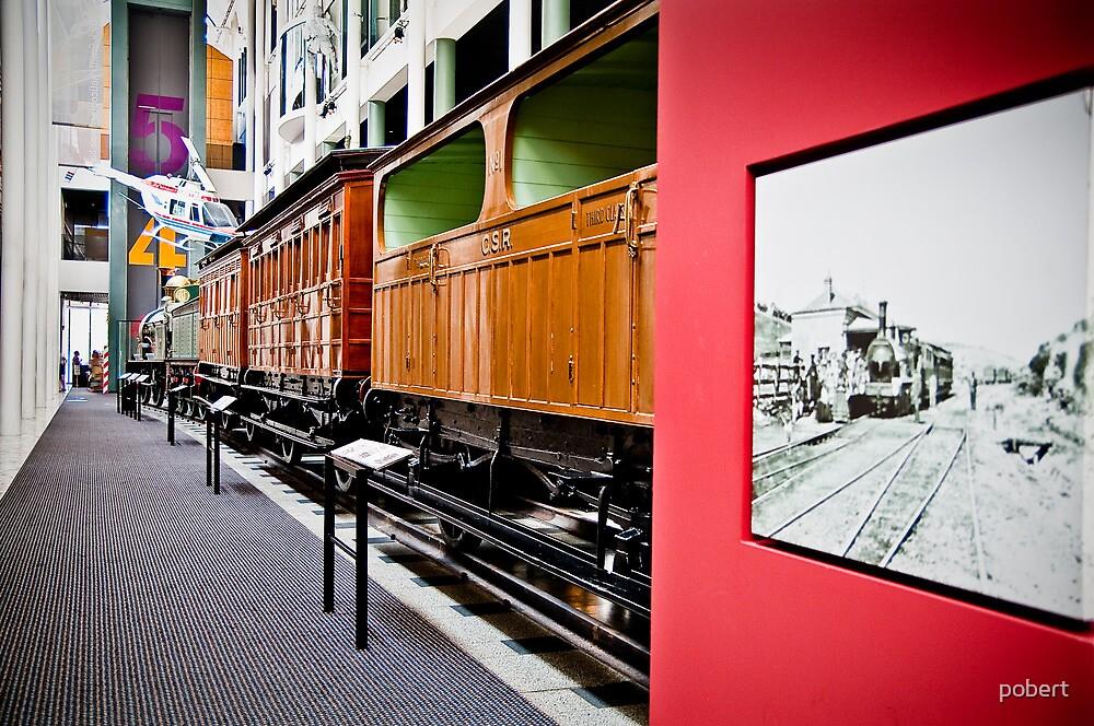 History of Train in Australia by pobert