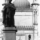Statue of George IV Brighton by Dorothy Berry-Lound