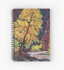 Escalante River Southern Utah Spiral Notebook