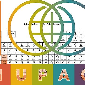 IUPAC: 100 Years and More! by Spacestuffplus