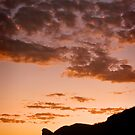 Sunset over Indian Hd, Kimberley Coast by Tim Wootton
