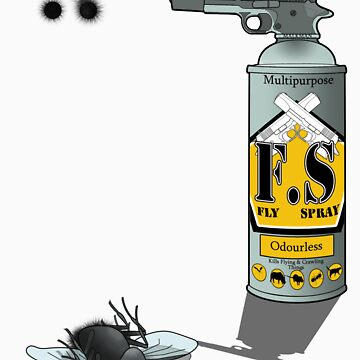 9MM Fly Spray by Malkman