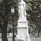 Statue of Queen Victoria Brighton by Dorothy Berry-Lound