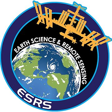 Earth Science and Remote Sensing Unit Logo by Spacestuffplus