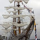 Barque Gloria by fsmitchellphoto
