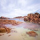 Canal Rocks by Peter Hodgson