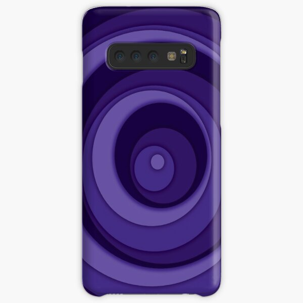 Nested Dots - Purple Samsung Galaxy Snap Case