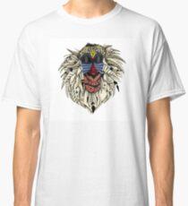 Ornate Color Rafiki Classic T-Shirt