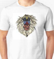 Ornate Color Rafiki Unisex T-Shirt