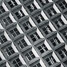 Pattern - La Défense, France - 2009 by Nicolas Perriault