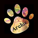 Archie my pawfect friend by myfavourite8