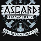Asgard Hammer Co. by DoodleDojo
