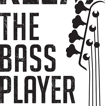 Relax Bass Player by metaminas