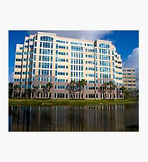 Modern Office Building Architecture Photographic Print