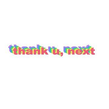 thank u next by jennvanh17