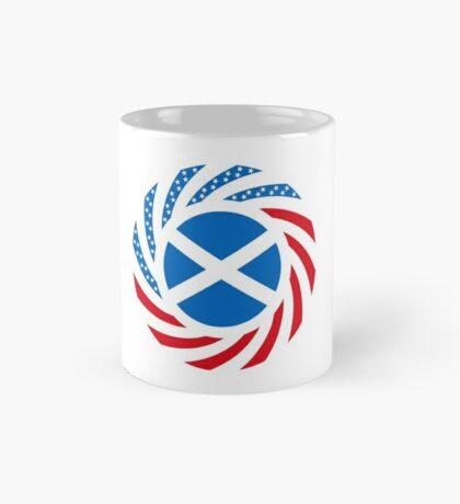 Scottish American Multinational Patriot Flag Series Mug