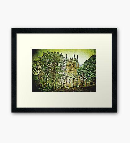 Church of St.James Framed Print