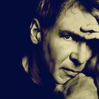 Harrison Ford by Bianca Elena Cudalbu