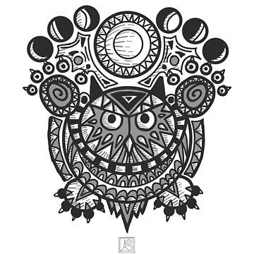 Owlbear by MyTsteed