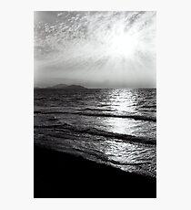 Monochrome Photographic Print
