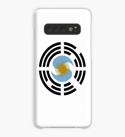 Korea Argentinian Multinational Patriot Flag Series Case/Skin for Samsung Galaxy