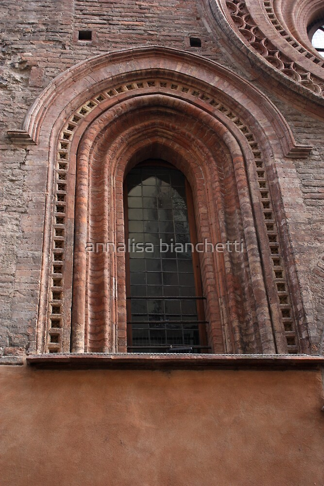Arched window by annalisa bianchetti