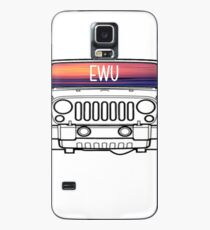 EWU Case/Skin for Samsung Galaxy