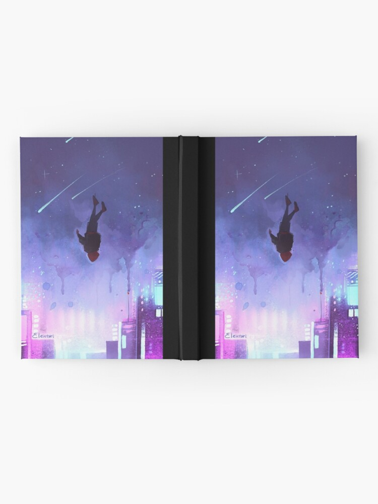 Alternate view of What's Up Danger Hardcover Journal