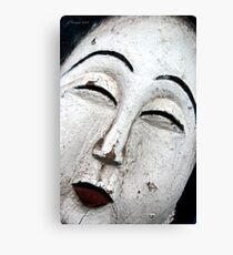 The Painted Lady Canvas Print