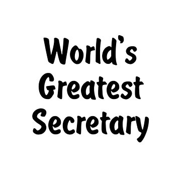 World's Greatest Secretary v2 by viktor64