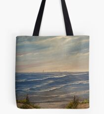 """""""Fanore Beach - County Clare"""" - oil painting Tote Bag"""
