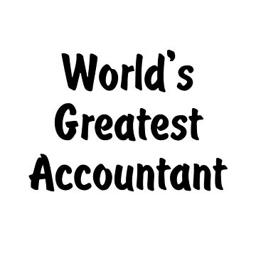 World's Greatest Accountant by viktor64