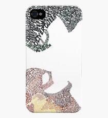 Minimalistic Flash vs. Arrow iPhone 4s/4 Case