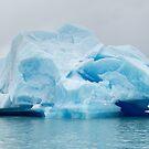 Glacier, Perito Moreno by Silvia Tomarchio