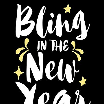 Bling In The New Year 2019 Fireworks Party by BUBLTEES