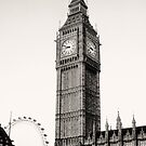 London Calling  by DeeCl