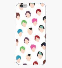 Michael Multiple Hair iPhone Case